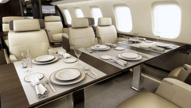 Montreal Based Arr Aeroe Is Preparing The Launch Of Its Global 7500 Jet