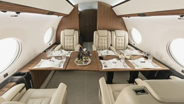 For Use In Story On Gulfstream G650 And G650er Private Jets