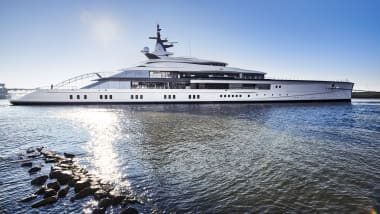 Superyachts of the future: Bigger, greener, sexier | CNN Travel