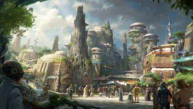 Disney's 'Star Wars' lands coming to a galaxy near you | CNN