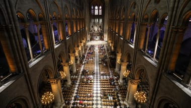 Notre Dame cathedral history: Why the building so iconic