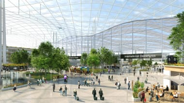 London Heathrow Airport's expansion 'masterplan' revealed