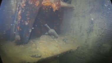 Frozen shipwreck reveals new details of John Franklin's