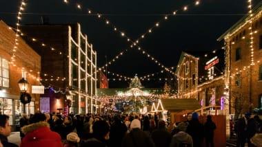 Christmas In Toronto Canada.17 Best Christmas Markets Around The World Cnn Travel