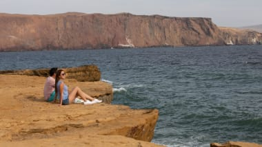 Paracas Peru S Perfect Escape For A Beach Getaway Cnn Travel