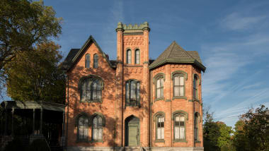 James Seymour Victorian Mansion Being Sold For 50 000 Cnn Travel