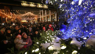 Christmas Events Toronto 2021 Christmas Markets 2020 Which Events Are Going Ahead Cnn Travel