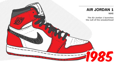 da5da394397bdc A history of sneakers and how they rose from street to chic - CNN Style