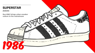 588f72d7c358d1 A history of sneakers and how they rose from street to chic - CNN Style