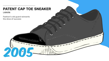 b21bd434829338 A history of sneakers and how they rose from street to chic - CNN Style