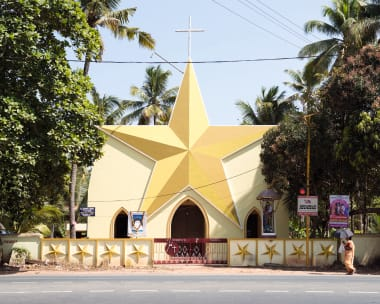 India's quirky post-colonial churches - CNN Style