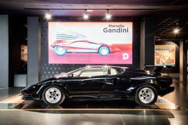 Marcello Gandini S Radical Automotive Designs Cnn Style