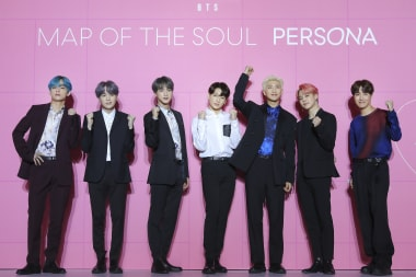 BTS and Uniqlo team up for playful T-shirt range - CNN Style