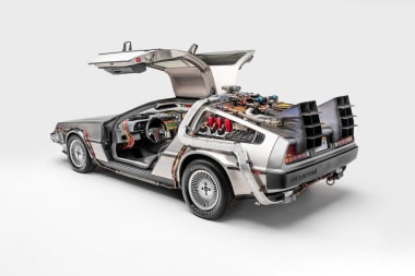 Dmc Delorean The Troubled Past Of The Car That Went Back To The