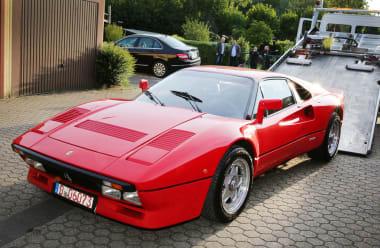 Classic Ferrari 288 Gto Worth Over 2 Million Stolen On Test Drive Cnn Style
