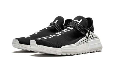 ede5c23974e7c6 A pair of shoes from Pharrell Williams' collaboration with Adidas and  Chanel are expected to