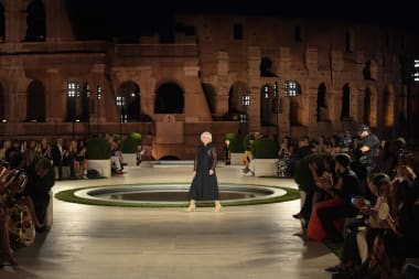 Silvia Fendi On Being Fendi S New Creative Director After Lagerfeld Cnn Style