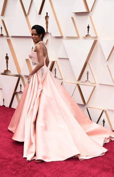 Red carpet fashion at the 2020 Oscars