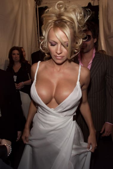 Having big boobs makes me look fat From Supersized To A More Natural Look The Evolution Of Breast Implants Cnn Style