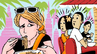 15 International Food Etiquette Rules That Might Surprise You Cnn