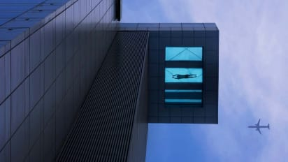 Could this be the scariest hotel swimming pool ever?   CNN ...
