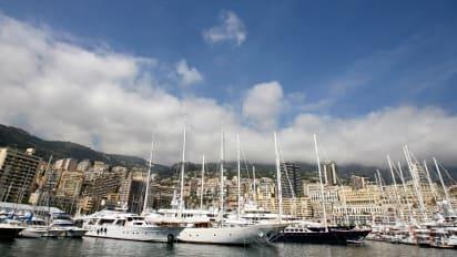 Monaco Yacht Show: Luxury marinas, superyachts and casinos