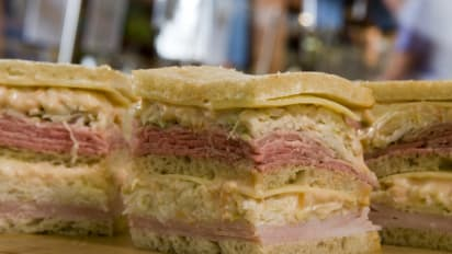 A Field Guide To 20 Great American Sandwiches Cnn Travel
