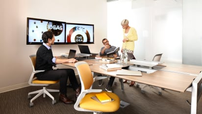 Business Traveller Marriott Workspace On Demand