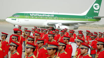 After turbulent times Iraqi Airways reaches for the skies | CNN Travel