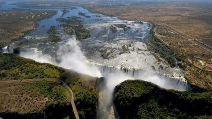 Victoria Falls Inspires Tourism Boom Cnn Travel