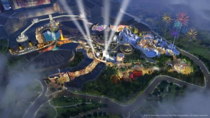 Twentieth Century Fox announces plans for first theme park | CNN Travel