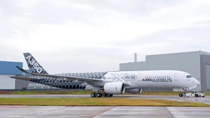 airbus a350 xwb cnn travel