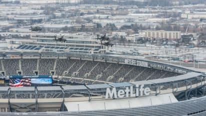 Super Bowl Flyover Secrets Of Split Second Timing Cnn Travel