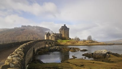 10 of scotland s best castles cnn travel