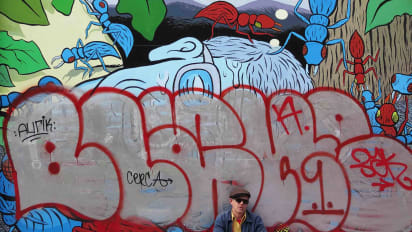 San Francisco's graffiti war | CNN Travel