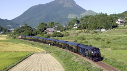 11 most luxurious train rides | CNN Travel