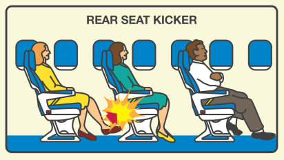 Awe Inspiring Window Seat Or Aisle Seat Cnn Staffers Debate Airplane Alphanode Cool Chair Designs And Ideas Alphanodeonline