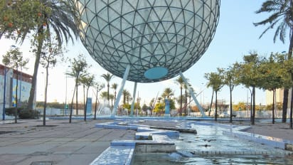 Expo 92 A Look Back At Sevilles City Of The Future