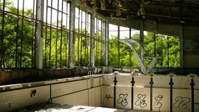 Chernobyl, site of nuclear disaster, now a tourist zone