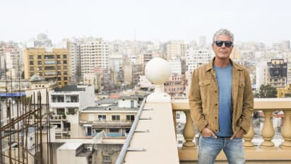 Top 10 episodes from 'Parts Unknown': Bourdain picks his