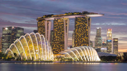 importance of tourism in singapore