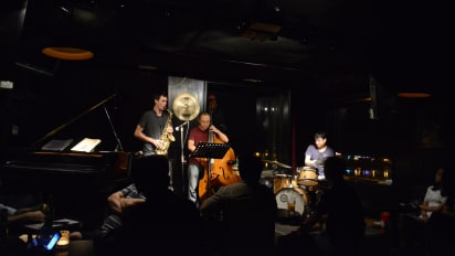 Beijing's jazz scene is buzzing | CNN Travel