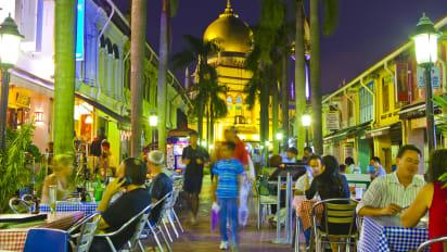 Arab Street: Singapore\'s longtime creative hub | CNN Travel