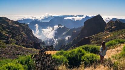 Madeira The Portuguese Island Of Eternal Spring Cnn Travel