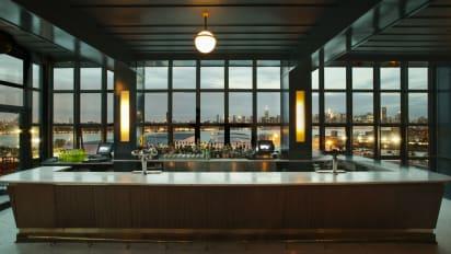 Rooftop Restaurants Ides