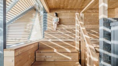 How To Take A Sauna In Helsinki Cnn Travel