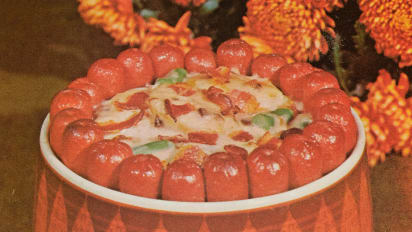 This is what dinner party food looked like in the 1970s | CNN Travel
