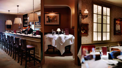 London Oldest Restaurants Wiltons Interior