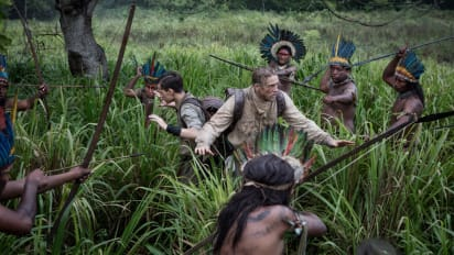 into the jungle chapter questions and answers