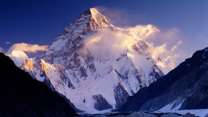 12 iconic mountains -- from Mount Fuji to the Matterhorn | CNN Travel